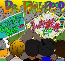 Dr. PhilGood Limber up EP Cover 10-3-11 by ManiacMcGee01