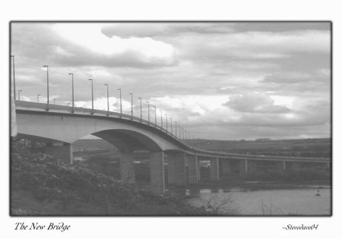 The New Bridge by stevedave04