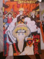 Shonen Jump Contest 2010 by Mugensplace