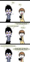 Death Note Cliff Notes P2. by kuroineko