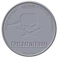 Epic Meal Time Coin by AyameHikari
