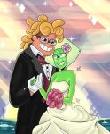 Peridot X Ronaldo Wedding by Sonson-Sensei