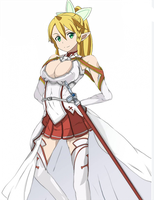 Lyfa Asuna Cloths by codzocker00