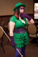Female Riddler by Silmero