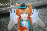 Mrs Pumpkin Says Boo by SugarBunnyCosplay