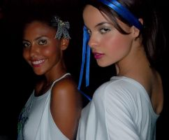 Cha Coletivo - Backstage 2 by caio