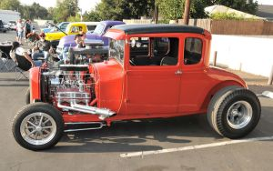 1929 Ford Coupe by MikeZadopec