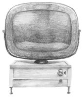 Television - old by AzraelleWormser