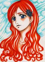 Orihime -.Bleach. by MissSerenity02