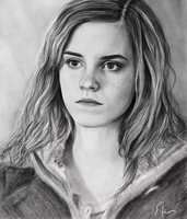 Hermione Granger by Yellowtwist