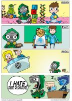 My life by:Dr. Doom by Head-Jam