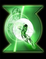 Hal Jordan is BACK by caananwhite