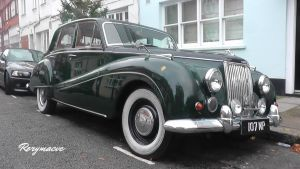 Armstrong Siddeley Sapphire 346 by The-Transport-Guild