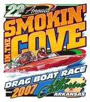 Boat Racing T-shirt by Bmart333