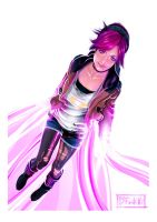 Fetch - InFamous First Ligth by DFrikki