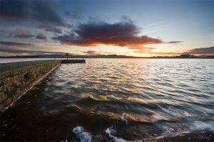 Loch Leven by FlippinPhil