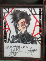 My Jayy Von drawing signed by Jayy by KymmieCup