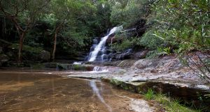 Somersby Falls NSW by FireflyPhotosAust