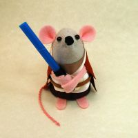 Obiwan Kenobi Mouse by The-House-of-Mouse