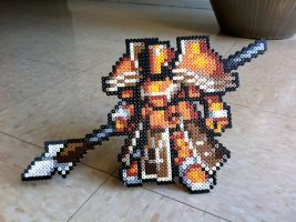 Oswin Bead Sprite by Night-TAG