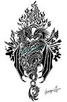 Tattoo design idea by Sunima