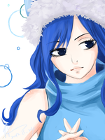 Juvia_FAIRYTAIL by assinas