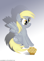 Cute Derpy by martybpix