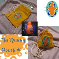 Roxas's Munny Pouch by of-the-sheikas