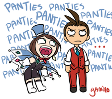 Trucy Pls by Yamino