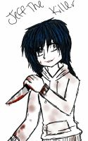 Jeff the Killer cx by AllTheLittleWonders