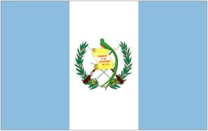 Flag Guatemala by Cristian-M