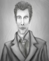 Nikola   Tesla by Areka-Johnson