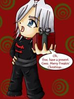 A Christmas Gift for.... by shido-burrito