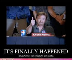 For all chuck norris fans by kyunara