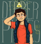 Dipper by Avrely