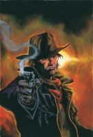 The Gunslinger by GizTheGunslinger