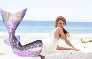 Isabel Lucas Mermaid Morph (B-day Morph) by TFLOVER28