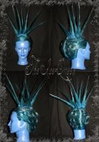 The Ice Queen by jezebe11e