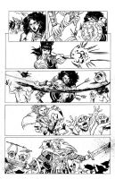 Rat Queens 11 Page 9 by TessFowler