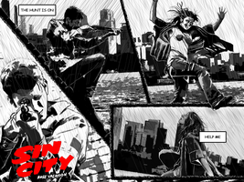 The hunt is on - Sin City Theme by dreamswoman