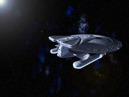 USS Bonchune by thypentacle
