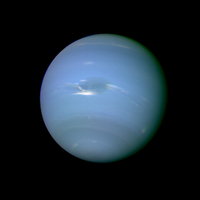 Neptune by Voyager 2 by ak1091
