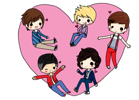 One Direction. Equals. :heart: by Pikachukyol