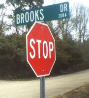 Good Ole Brooks Drive by KnK-stock