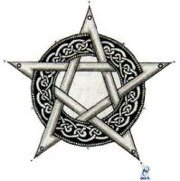 Pentacle by IrishArtiste