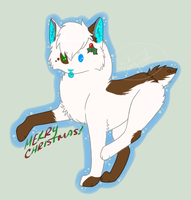 Merry Chrismas HinaUchi by kennedoe