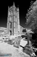 Infrared Church by Rovanite