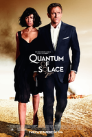 Quantum of Solace Vector by anubis55