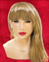 Taylor Swift Commission by thelincdesign
