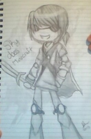 School Doodle 4: SkyDoesMinecraft by Pokemon-Trash
